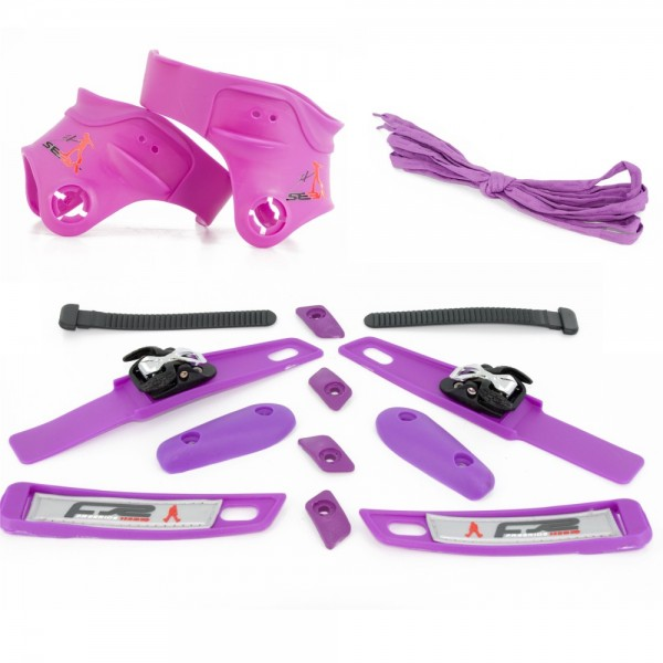 FR Custom Kit violet