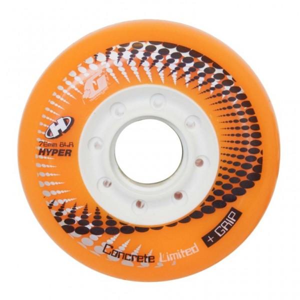 Колела HYPER Concrete + Grip Оранжеви